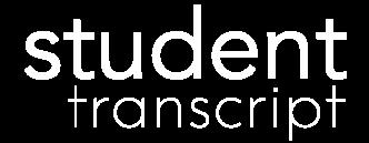 Student Transcript Logo
